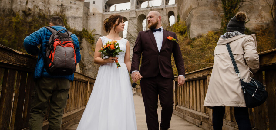 Paulina i Kamil | Czeski Krumlov